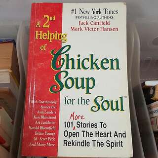Chicken Soul For The Soul (2nd Helping)