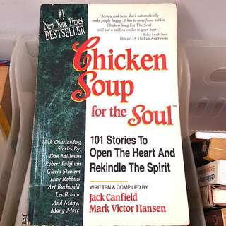 Chicken Soul For The Soul