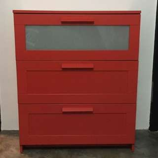 Ikea Brimnes 3 Drawer cabinet