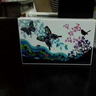 ZA粉餅空盒