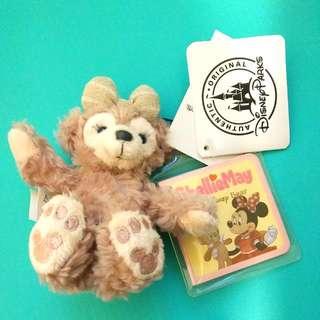 DUFFY The Disney Bear 公仔 (HK Disneyland限定)