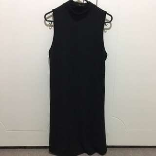 ICE Black Dress