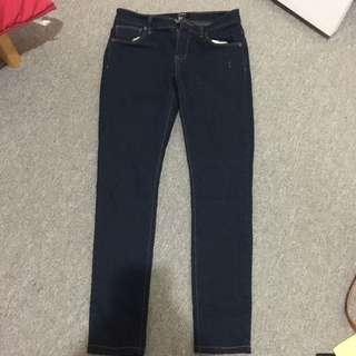 F21 Denim Skinny Jeans