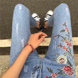 PO: Rose Denim Series: Zara Inspired Jeans