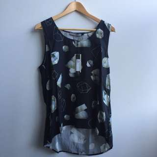 Elk Gemstone Top - BNWT - Size L