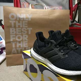 Adidas Ultra Boost Original Black