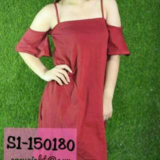 Red Dress, Small-Medium Only.