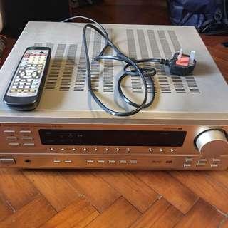 Denon Avr-1601 +remote control Rc 875