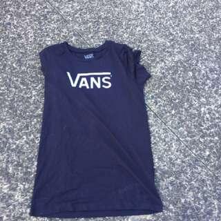 Genuine Vans T Shirt - L