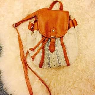 Pocahontas Bag