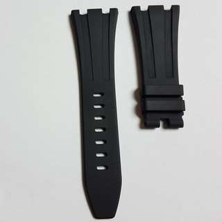 Genuine Audemars Piguet Rubber Strap