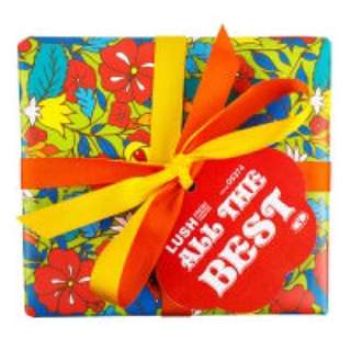 brand new LUSH All the Best gift set !!