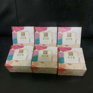 香草集香皂