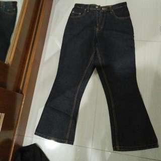 Jeans Tira 7/8