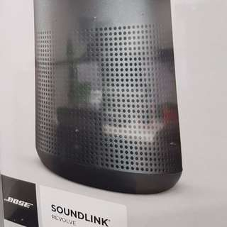 **GSS SPECIAL**Bose SoundLink Revolve Brand New and Sealed!