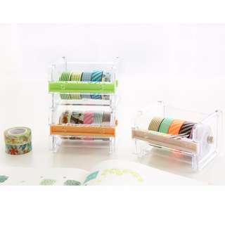 (INSTOCKS) Washi Tape dispenser/ organizer