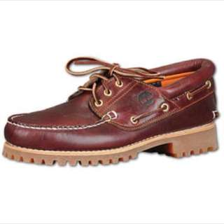 Timberland 3-eye Classic Boat Shoes