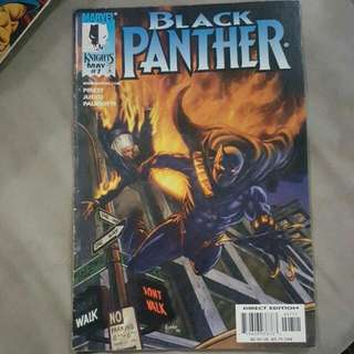 1999 Black Panther Comics *(Pristine Condition)*