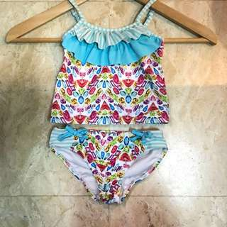 Pumpkin Patch Baby Girl Swimsuit (2 Y)