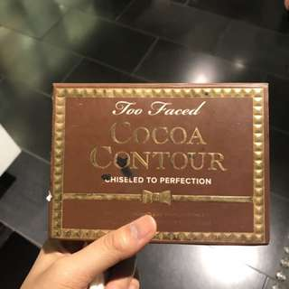 Too Faced 修容盤