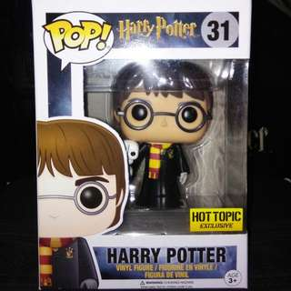 (ON HAND) Harry Potter With Hedwig Funko Pop