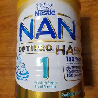 Nan Optipro Ha 1 Gold Cheap NEGOTIABLE