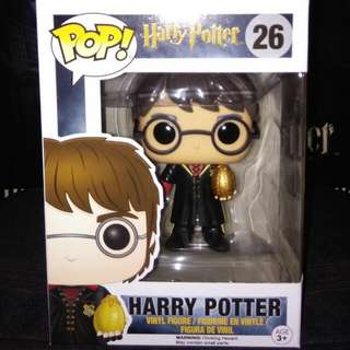 (ON HAND) Harry Potter With Triwizard Egg Funko Pop