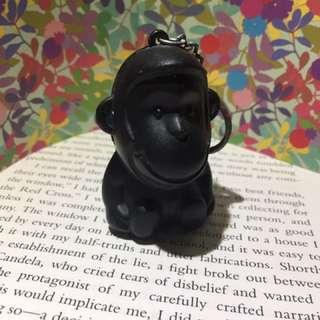 Vintage Kipling Soft Monkey Keychain
