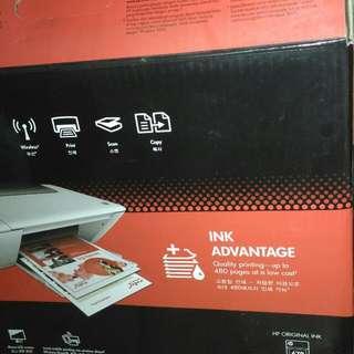 Printer HP 2545