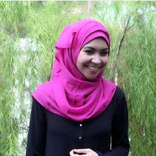 💞Preloved Bokitta Hijab Chic