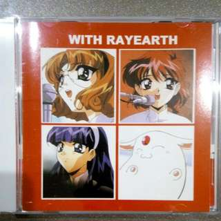 With Rayearth CD