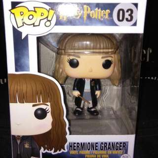 (ON HAND) Hermione Granger with Wand Harry Potter Funko Pop