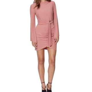 Bec And Bridge Tuberose Long Sleeve Dress