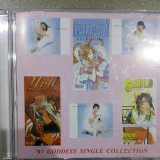 '97 Goddess Single Collection CD