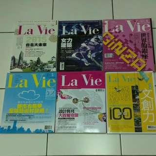 57~138間六本La Vie