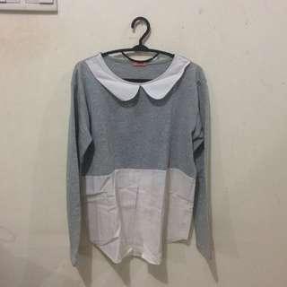 Tresa Sweater and Shirt