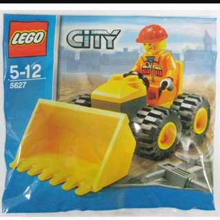 QQBricks LEGO 5627 Mini Dozer