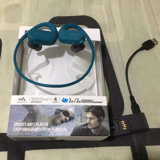 NW - WS413- sony waterproof earphone