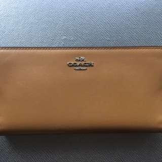 Coach Skinny Wallet (Brand New)