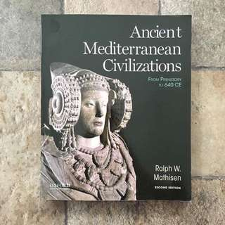 Ancient Mediterranean Civilizations (Second Edition)