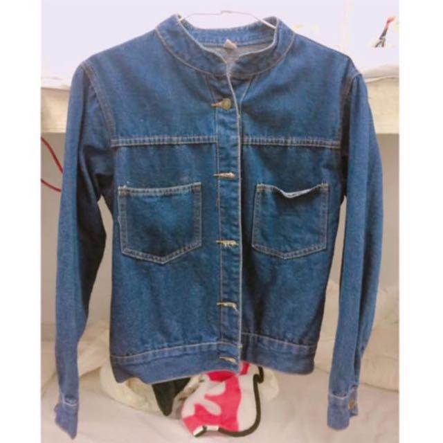 丹寧牛仔外套❤️ #三百元外套