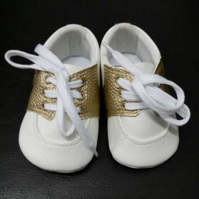 嬰幼兒綁帶鞋