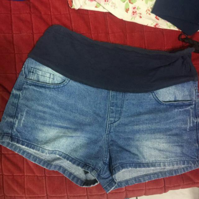 二手孕婦褲 (可調整)