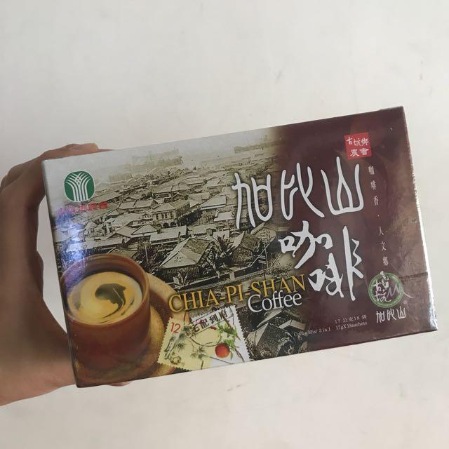 ☕️全新/古坑咖啡 加比山咖啡 三合一
