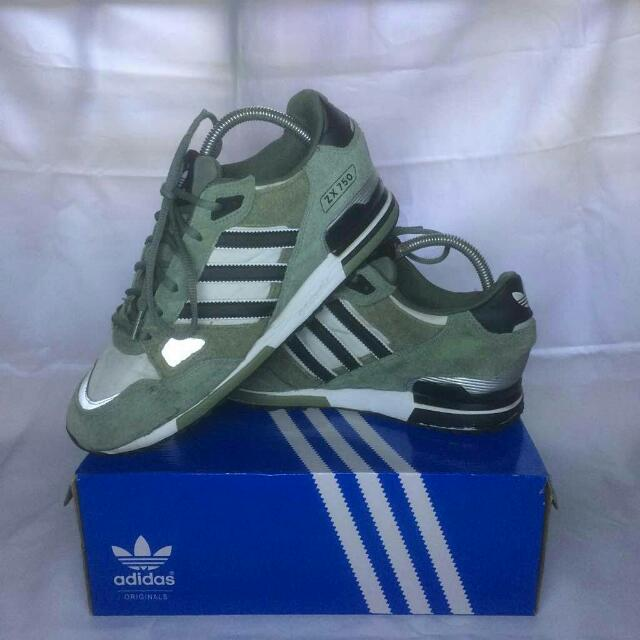 9fe2edc13d955 norway . adidas zx 750 uk 8 1 2 made in indonesia rm 70.00 termasuk pos