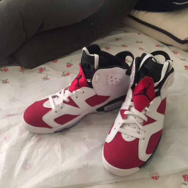 AJ6 Nike