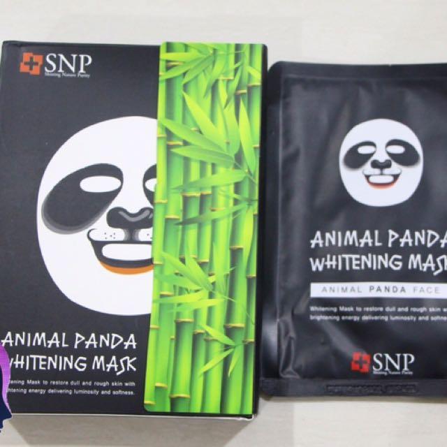 ANIMAL MASK PANDA