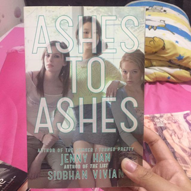 Ashes to Ashes by Jenny Han & Siobhan Vivian (Book 3)(Inggris)