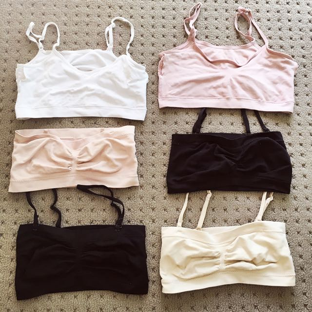 Assorted Under Garment Bralette's