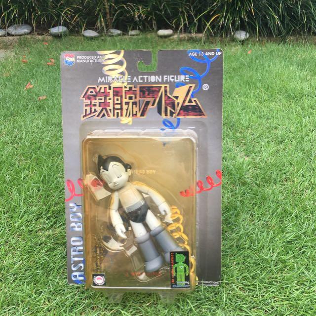 Astroboy Astro Boy Figurine (Greyscale)